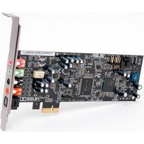 Placa De Sonido Asus Xonar Dgx 5.1ch Spdif Digital Pci-ex 3d