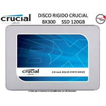 Disco Sólido Ssd Crucial Bx300 120gb 3d Sata 6gb 2.5