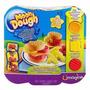Masas Infantiles Moon Dough Hamburguesas - Nunca Se Seca