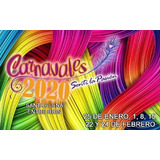 Carnavales 2020 Santa Elena