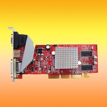 Video Ati 9250 128mb 64-bit Agp 8x/4x Vga Dvi S-video / 9600
