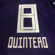Estampado River Plate 2018 19 Plastisol  8 Juanfer Quintero 13a2f6cfe9a37