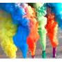 Lata De Humo Mediano 140 Gramos Diferentes Colores 30seg