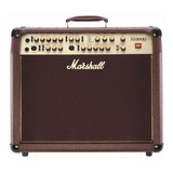 Amplificador Marshall Acoustic As100d Transistor 100w
