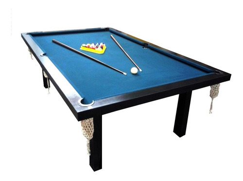 Pool Profesional + Accesorios Pool + Tapa Ping Pong Comedor