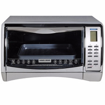 Manual de uso horno electrico black decker hornos for Horno electrico black decker