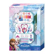 Pupa Cosmetica Rectangular Triple Frozen Disney
