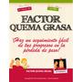 Factor Quema Grasa - Dr Charles. Libro Digital