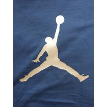 Remeras Logo Michael Jordan Nba Basquet!! Regalo Navidad!