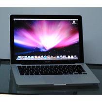 Apple Macbook  Core 2 Duo  2.4 13  (unibody) Aluminio