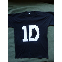 Remeras Estampadas One Direction Recital Regalo Musica Banda