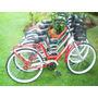 Bicicleta Dama Paseo Primavera Full Rod 26