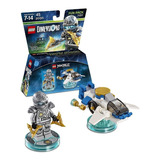 Lego Dimensions - Ninjago - Zane Fun Pack