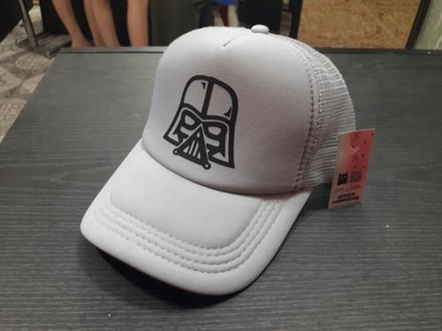 Gorra Darth Vader Star Wars Guerra De Las Galaxias Unica e4a4c030469