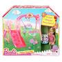 Barbie Y Sus Hermanas Chelsea Columpio Mattel Zona Sur