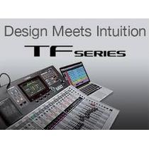 Mixer Consola Digital 32 Canales Yamaha Tf5 En Stock!!!!