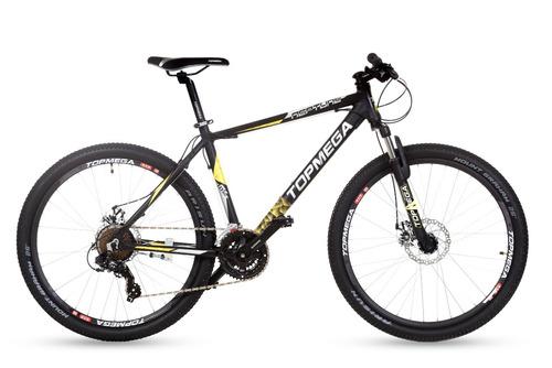 a2938cb6fc7e0 Bicicleta Top Mega Mountain Neptune 2.0 Nueva! + Linga + Led