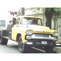 Chevrolet Viking 58 Camion Grua Auxilio