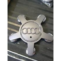 Tapa Centro De Llanta Original Audi Q5 - Q7