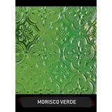 Vidrio  Morisco Textura Fantasía