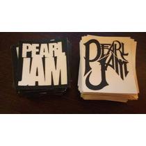 Calcos Pearl Jam, Liquido Lote
