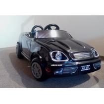 Karting A Pedal Auto Mercedes Benz Edicion Limitada Negro!!!