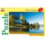 Puzzle Lago Traful Neuquen X1000- Puzzle Implas- La Horqueta