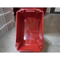 Cajones Plasticos Apilables Embutibles 58x38x26 Nuevos
