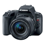 Canon Eos Rebel Sl2 Relfex Digital 24.2mp Full Hd 1080p Wifi