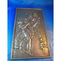 El Arcon Cuadro De Aluminio Trabajo Artesanal Labrado 48060