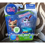 Littlest Pet Shop Sparkle 2354 Y 2355 Gatita Y Conejita