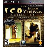 Ico & Shadow Of The Colossus Ps3 Hd | Digital Español Oferta