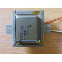 Pioneer Pl 400 Transformador De Alimentacion De 220 Volts