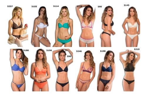 nueva alta calidad gama completa de especificaciones nueva Pack De 12 Conjuntos Lody Ropa Interior Mujer Por Mayor en ...