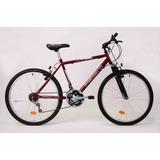 Bicicleta Mountain Bike Suspension Peretti R26 21v +envio
