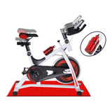 Bicicleta Spinning Fija Profesional Envio Gratis Disco 13kg