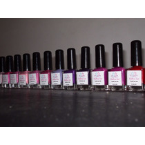 Mas De 100 Colores A Eleccion Esmaltes De 10ml Hipolargenico