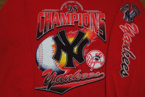 faf64a2509c44 Remera De Algodón New York Yankees Mlb Talle 2xl Nueva!