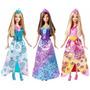 Muñeca Barbie Princesa Mix And Match Mattel Original