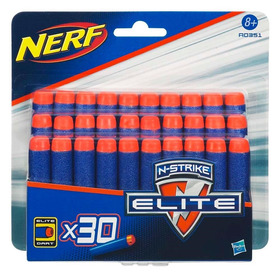 Dardos Nerf Elite X 30 Ud Strongram Retaliator Rampage
