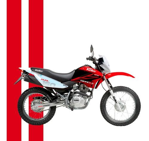 Keller Miracle 150 Evo 0km Cross Enduro 150cc