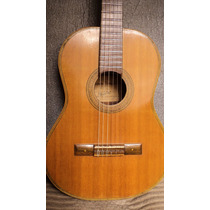Guitarra Criolla Joaquin Torralba Maderas Macizas Firmada