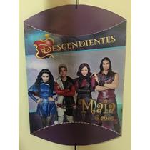 Piñata Personalizada Cumpleaños Descendientes Mal Evie