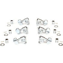 Grover 106c Rotomatic Tuners - 3+3 - Chrome