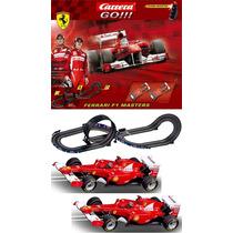 Pista Ferrari Electrica Original Marca Carrera