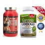 Garcinia Cambogia 80% Hca 1600 Mg + Quemador De Grasa Fuerte