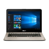Notebook Asus Dual Core 4gb 1tb Win10 Cuotas S/ Interes