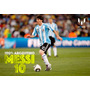 Cuadros De Messi, Futbol, Selección Argentina, Barcelona