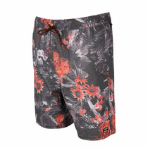 Short De Baño Billabong All Day Print Elastic Hombre