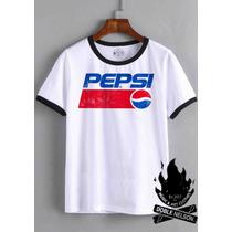 854617433eb26 Remera Doble Nelson Diseño Moda Pepsi Urbano Mujer en venta en San ...